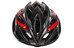 Rudy Project Rush Helme Black-Red Fluo (Shiny)